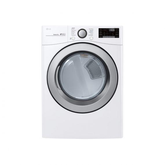 "LG 27"" White Electric Dryer"