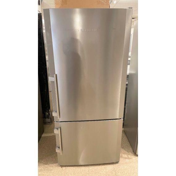 """Liebherr 30"""" Stainless Bottom Freezer Refrigerator 2019"""