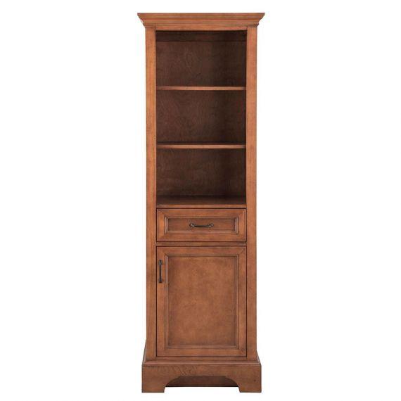Foremost Mabel Warm Cinnamon Linen Closet