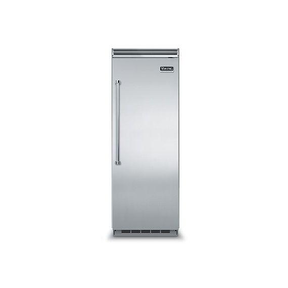 "Viking 30"" Stainless Built-In Freezer Column"