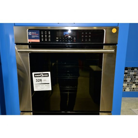 """Electrolux 30"""" Stainless Double Convection Oven"""