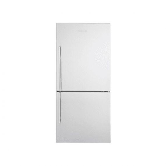 "Blomberg 30"" Stainless Bottom Freezer Right Hinge Refrigerator"