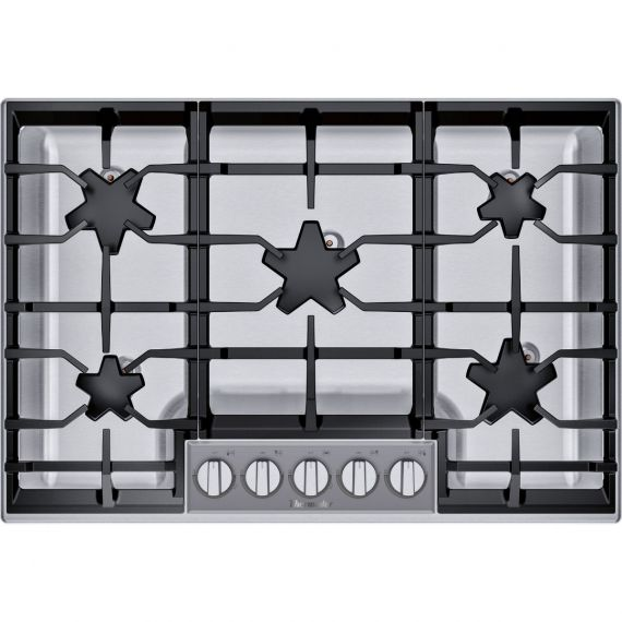 """Thermador 30"""" Stainless Gas Cooktop"""