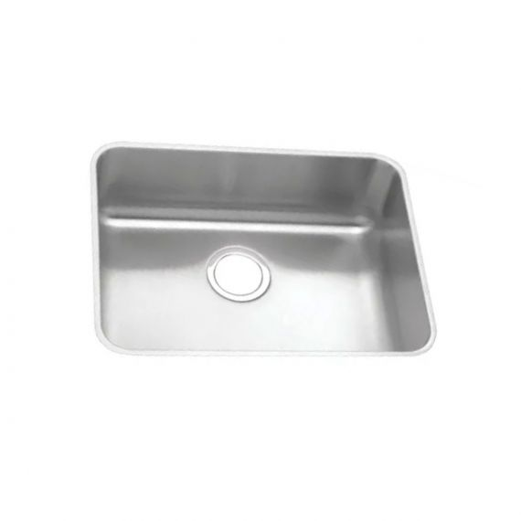 "Elkay Lustertone 23.5"" Stainless Single Undermount Sink"