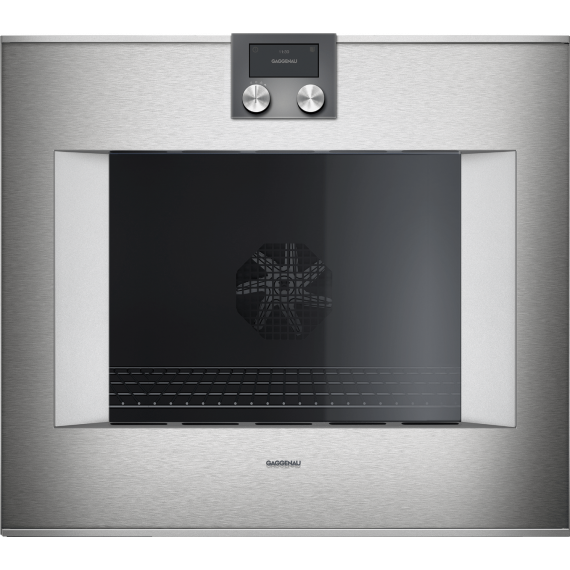 """Gaggenau 30"""" 400 Series Stainless Single Wall Oven"""