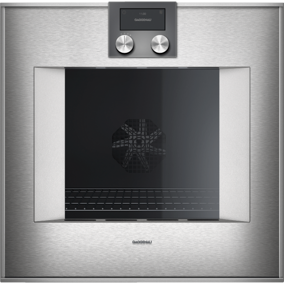 """Gaggenau 24"""" 400 Series Stainless Single Wall Oven"""