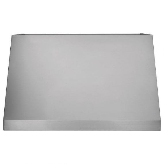 """GE Cafe Stainless 30"""" Hood with Blower Motor"""