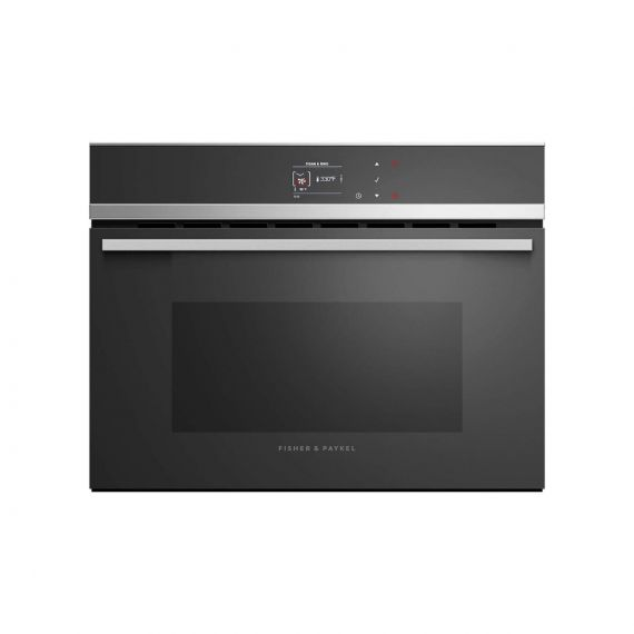 """Fisher & Paykel 24"""" Stainless Combination Steam Oven"""