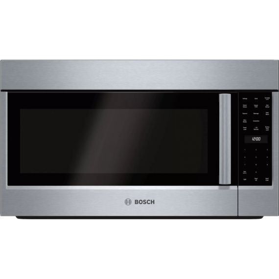 """Bosch 30"""" Stainless Over-the-Range Microwave 2014"""