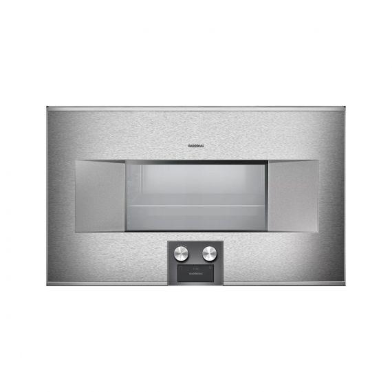 "Gaggenau 400 Series 30"" Stainless Steam Oven 2018"