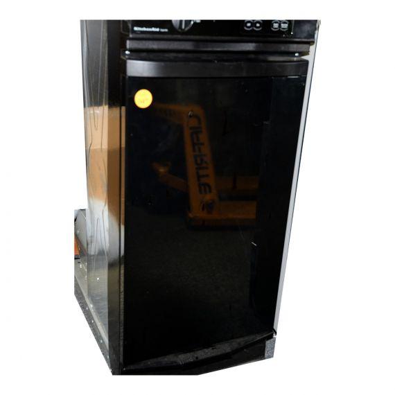 "Kitchenaid 15"" Black Trash Compactor"
