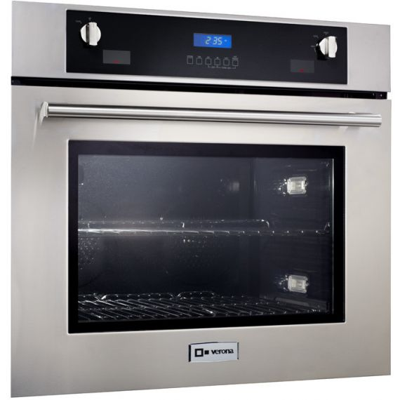 """Verona 30"""" Stainless Single Wall Oven"""