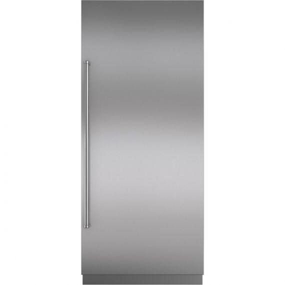 "Sub-Zero 36"" Panel Ready Right Hinge Column Refrigerator"