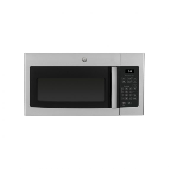 """GE 30"""" Stainless Steel Over-The-Range Microwave"""