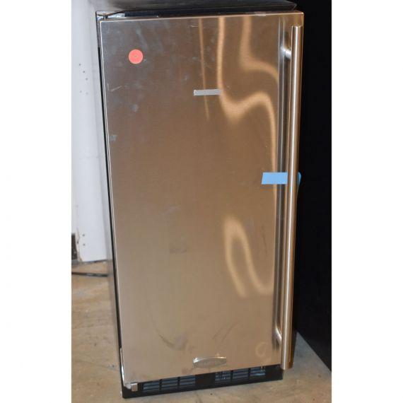 "Marvel 15"" Stainless Built-In All Refrigerator"