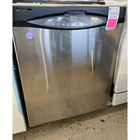 """Maytag Legacy Series 24"""" Stainless Full Console Dishwasher"""
