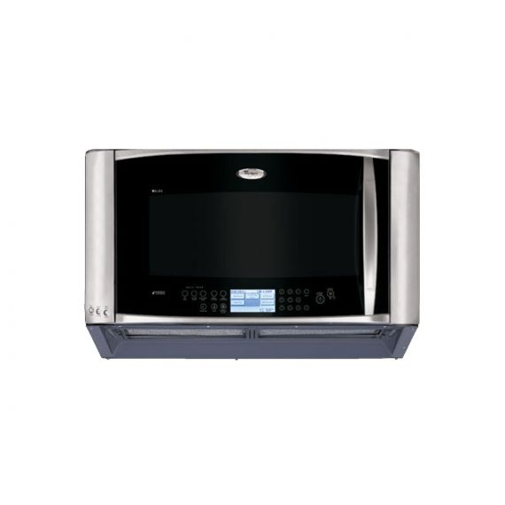 """Whirlpool Gold 30"""" Stainless Velos Over-the-Range Microwave"""