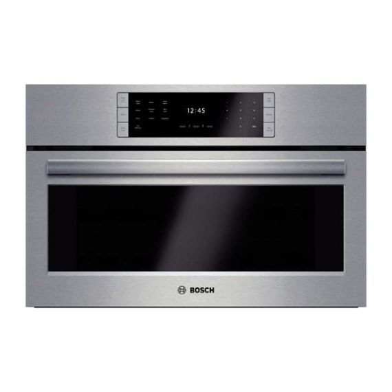 """Bosch 30"""" Stainless Steam Oven w/ Convection"""