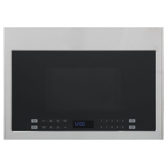 """Haier 24"""" Stainless Over-the-Range Microwave"""