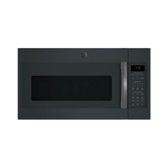 "GE 30"" Black Slate Over the Range Microwave"