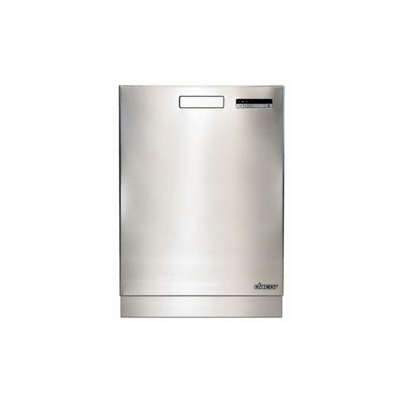 """Dacor 24"""" Stainless Fully Integrated Dishwasher"""