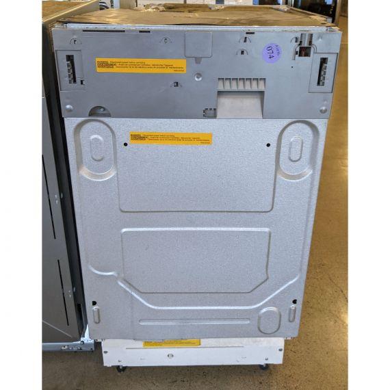 """Smeg 18"""" Panel Ready Dishwasher"""