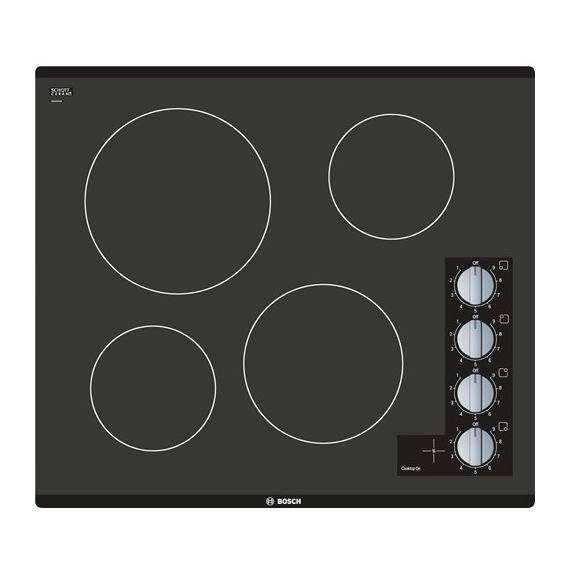 "Bosch 24"" 500 Series Electric Cooktop"