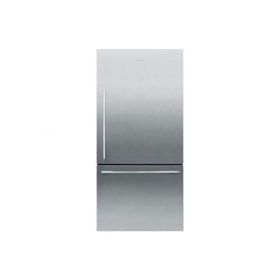 "Fisher & Paykel 32"" Stainless Bottom Freezer Refrigerator"