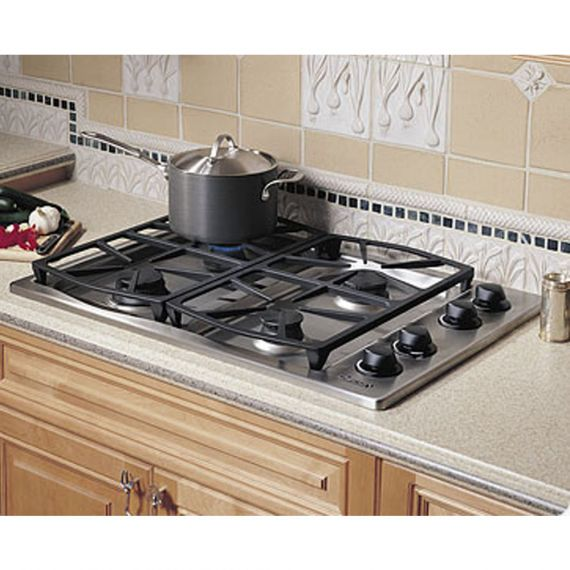 """Dacor 30"""" Stainless Gas Cooktop"""