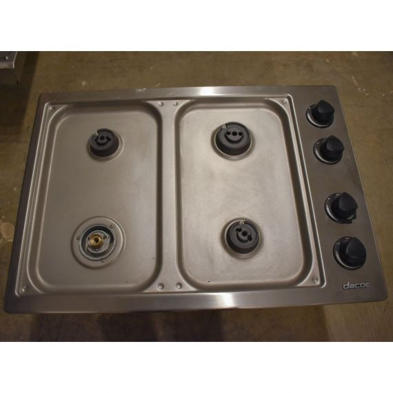 "Dacor 30"" Stainless Gas Cooktop 2006"