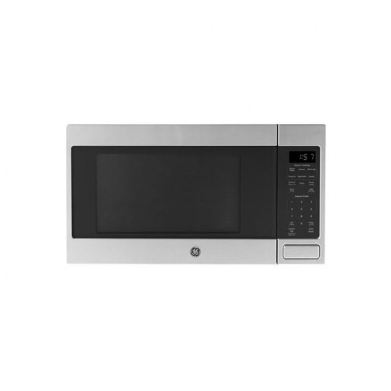 """GE 22"""" Stainless Countertop 2021 Microwave Oven"""