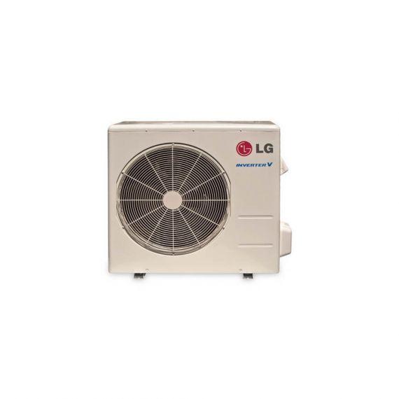 LG 42,000 BTU Ductless Single Zone Inverter Heat Pump & AC Outdoor Unit