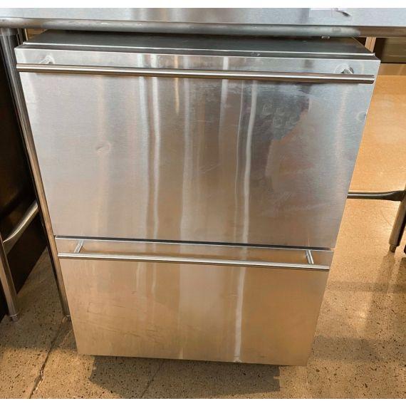 "Summit 24"" Stainless Refrigerator Drawers"