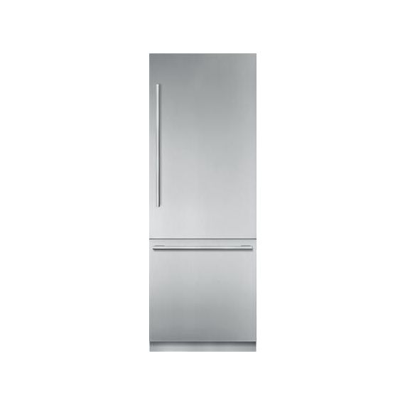"Thermador 30"" Stainless Bottom Freezer Refrigerator"