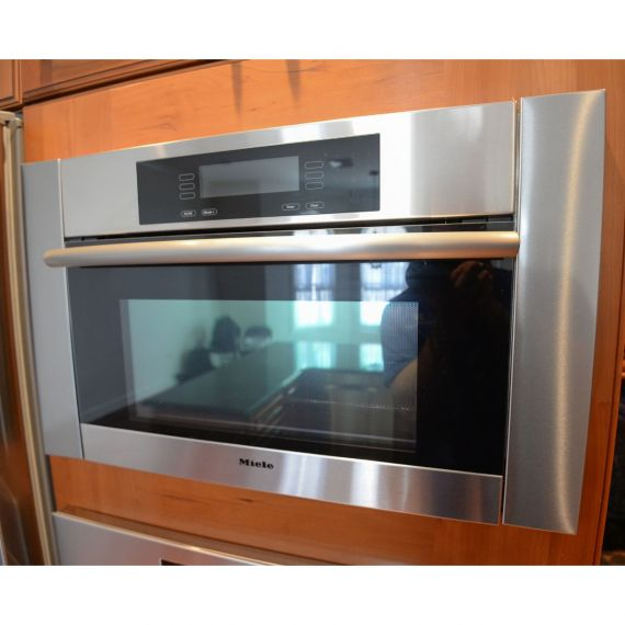 "Miele 24"" Stainless Speed Oven"