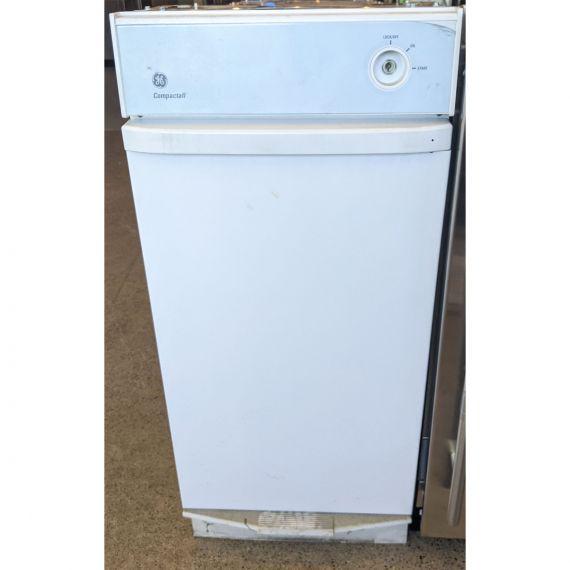 "GE 15"" White Trash Compactor"