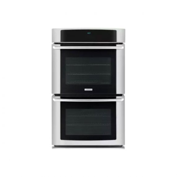 """Electrolux Wave-Touch 30"""" Stainless Double Oven"""