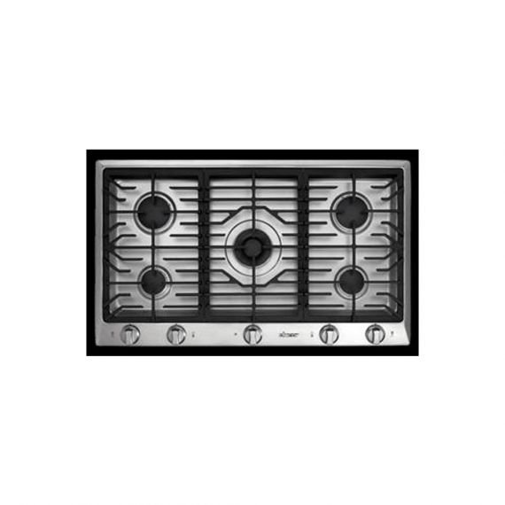 """Dacor 36"""" Stainless Gas Cooktop"""