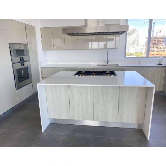 Scavolini Blonde Modern Never-Used Kitchen