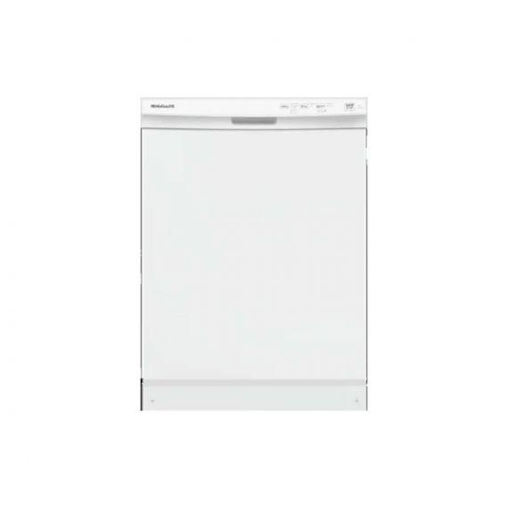 """Frigidaire 24"""" White Full Console Dishwasher"""