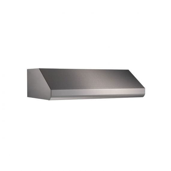 "Broan Elite E64000 30"" Stainless Pro-Style Under Cabinet Range Hood"
