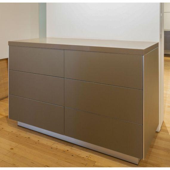 Bulthaup Clay Laminate Showroom Display Sideboard
