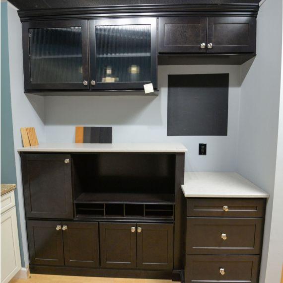 Ebony Traditional Showroom Display Kitchen