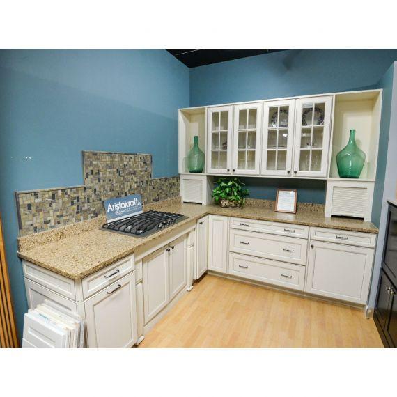 Aristokraft Colada Traditional Showroom Display Kitchen