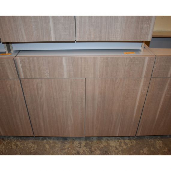 UltraCraft Wood Veneer Never-Installed Base Cabinet