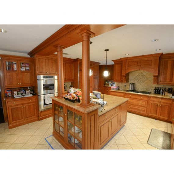 Honey Brook Custom Traditional Pre-Owned Kitchen