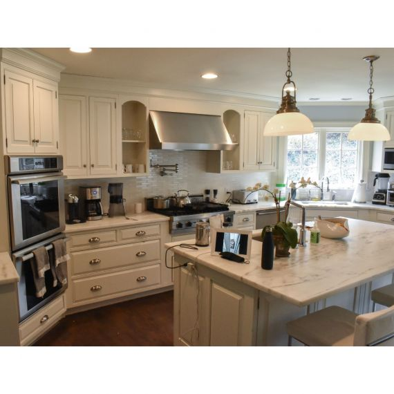 Rutt Foggy Skies Traditional Pre-Owned Kitchen