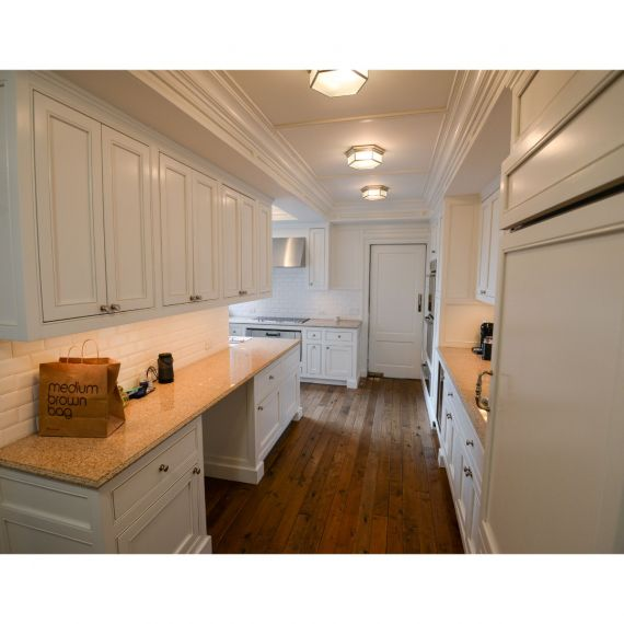 Custom Angel Cake Traditional Pre-Owned Kitchen