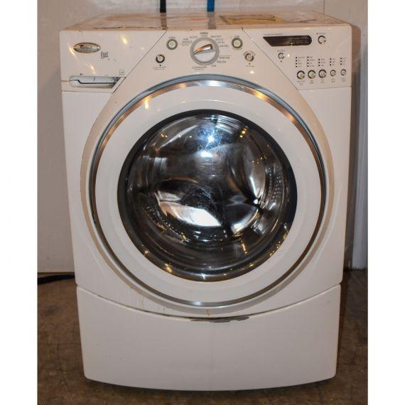 Whirlpool White Front Load Washing Machine