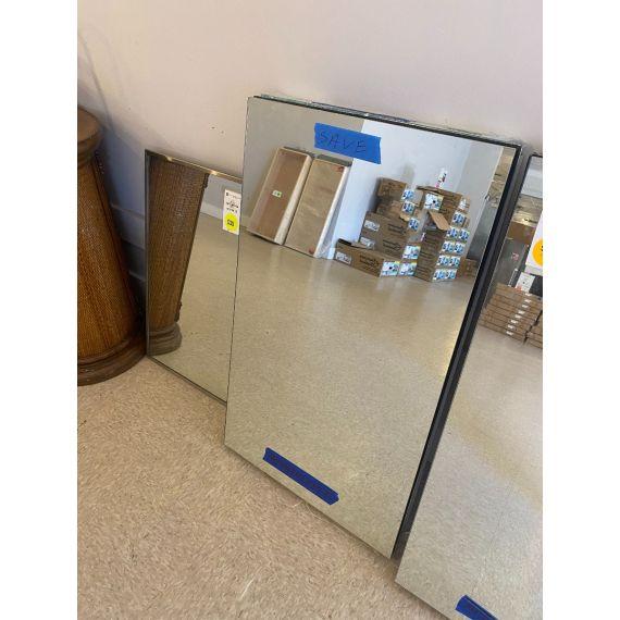 Robern Mirror Medicine Cabinet w/ Glass Shelving